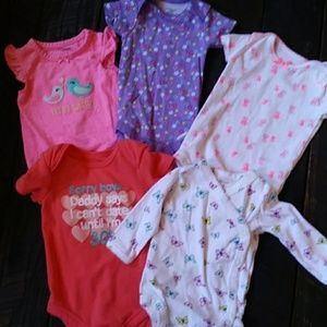 Other - Bundle of 5 body suits